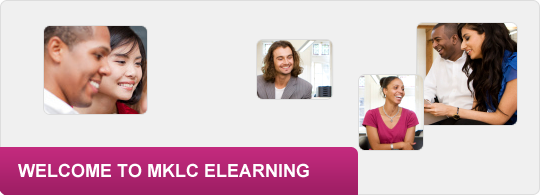 Welcome to MKLC eLearning